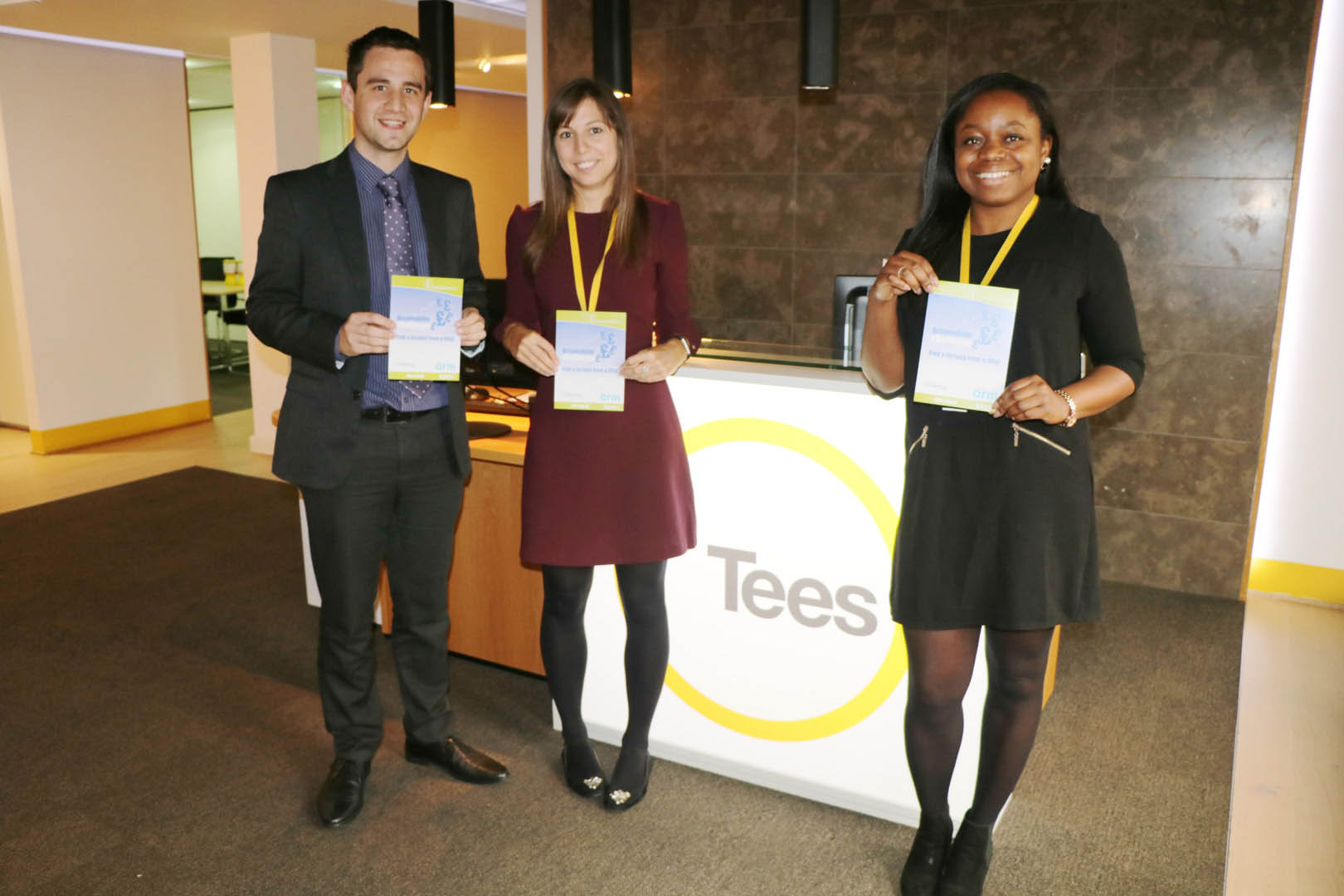 Tees Law taking part in the Accumulator Challenge 2018