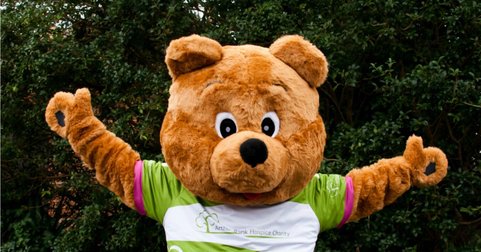 Meet Arthur Bear Banner