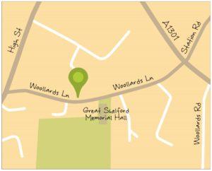 Shops Maps Great Shelford