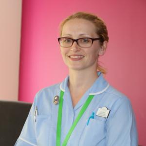 Gemma, Nurse at Arthur Rank Hospice Charity