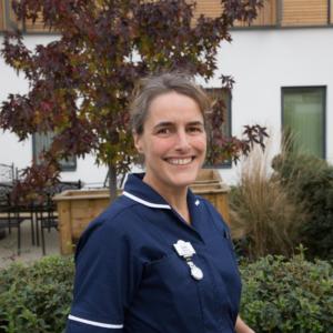 Katie, Nurse at Arthur Rank Hospice Charity