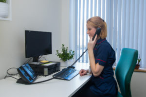Hannah Donald, Clinical Nurse Specialist at Arthur Rank Hospice Charity