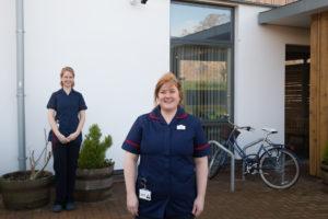 Clinical Nurse Specialists at Arthur Rank Hospice Charity