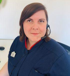 Bonita Brown, Clinical Nurse Specialist at Arthur Rank Hospice Charity