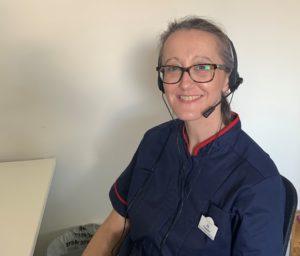Jo Franklin Clinical Nurse Specialist – Palliative Care Hub at Arthur Rank Hospice Charity