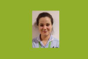 Ellie, Nurse at IPU
