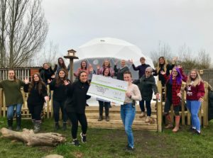 The team at Meadow Lane Nursery St Ives Step A Million